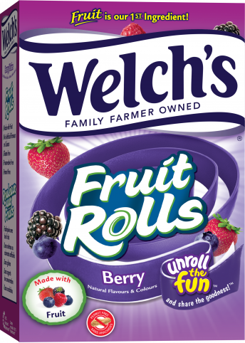 Welch's® Fruit Rolls Berry