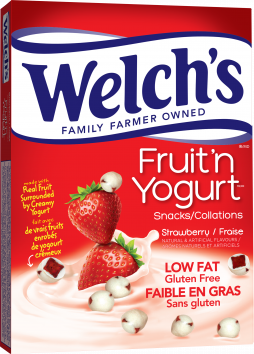 Welch's® Fruit 'n Yogurt™ Snacks Strawberry