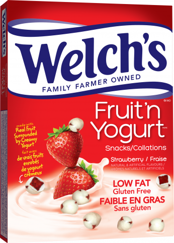 Welch's® Fruit 'n Yogurt™ Snacks Strawberry
