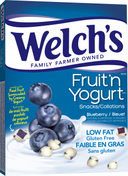 Welch's® Fruit 'n Yogurt™ Snacks Blueberry