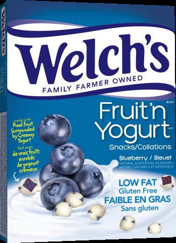 Welch's® Fruit 'n Yogurt™ Snacks Blueberry